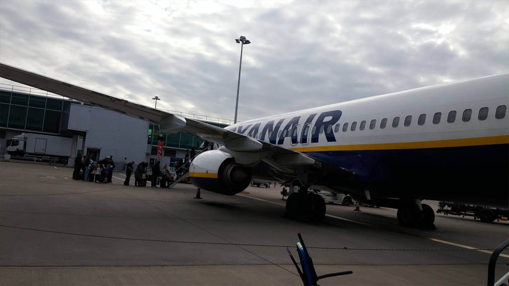 Ryanair may not satisfy people's urge for luxury travel, but they will get you to Italy and back for less than a tank of fuel.